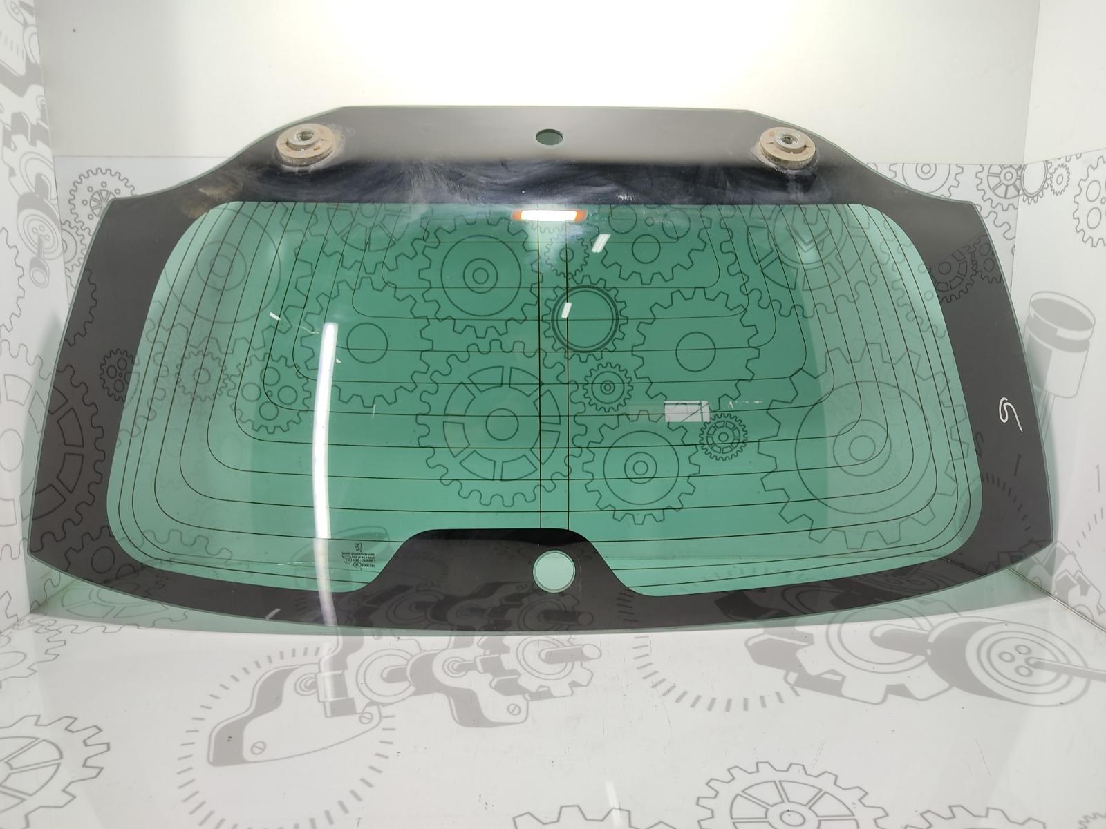 Стекло заднее Peugeot 407 2.0 HDI 2005 (б/у)