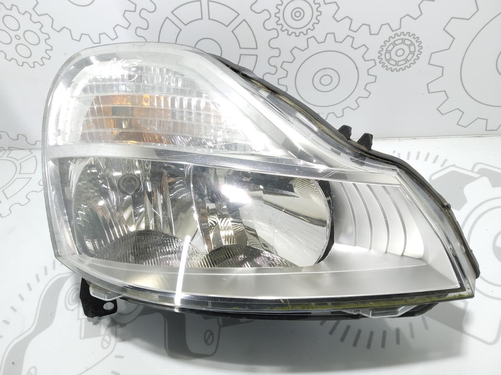 Фара правая Renault Grand Modus 1.5 DCI 2008 (б/у)
