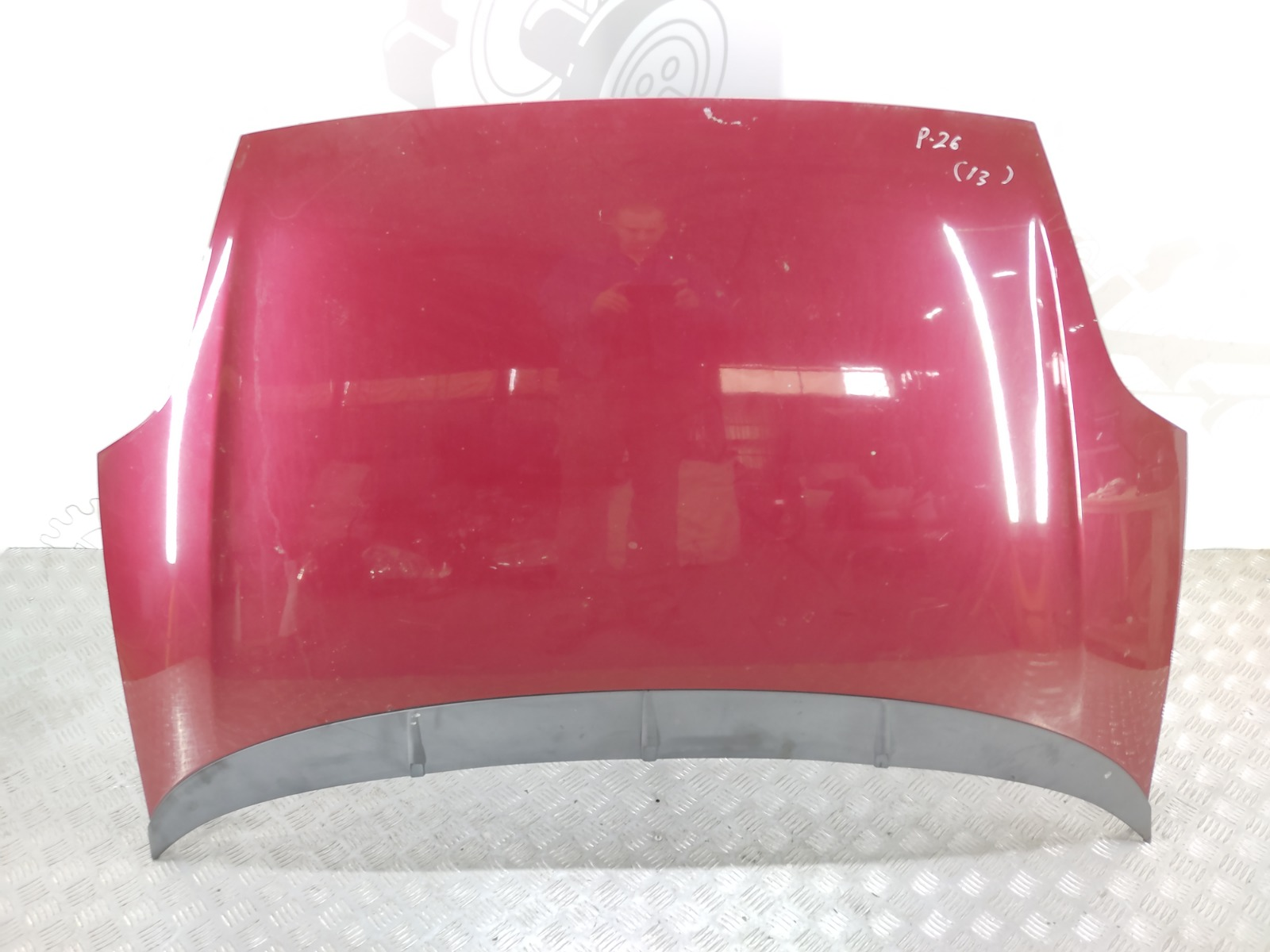 Капот Fiat Grande Punto 1.4 I 2009 (б/у)