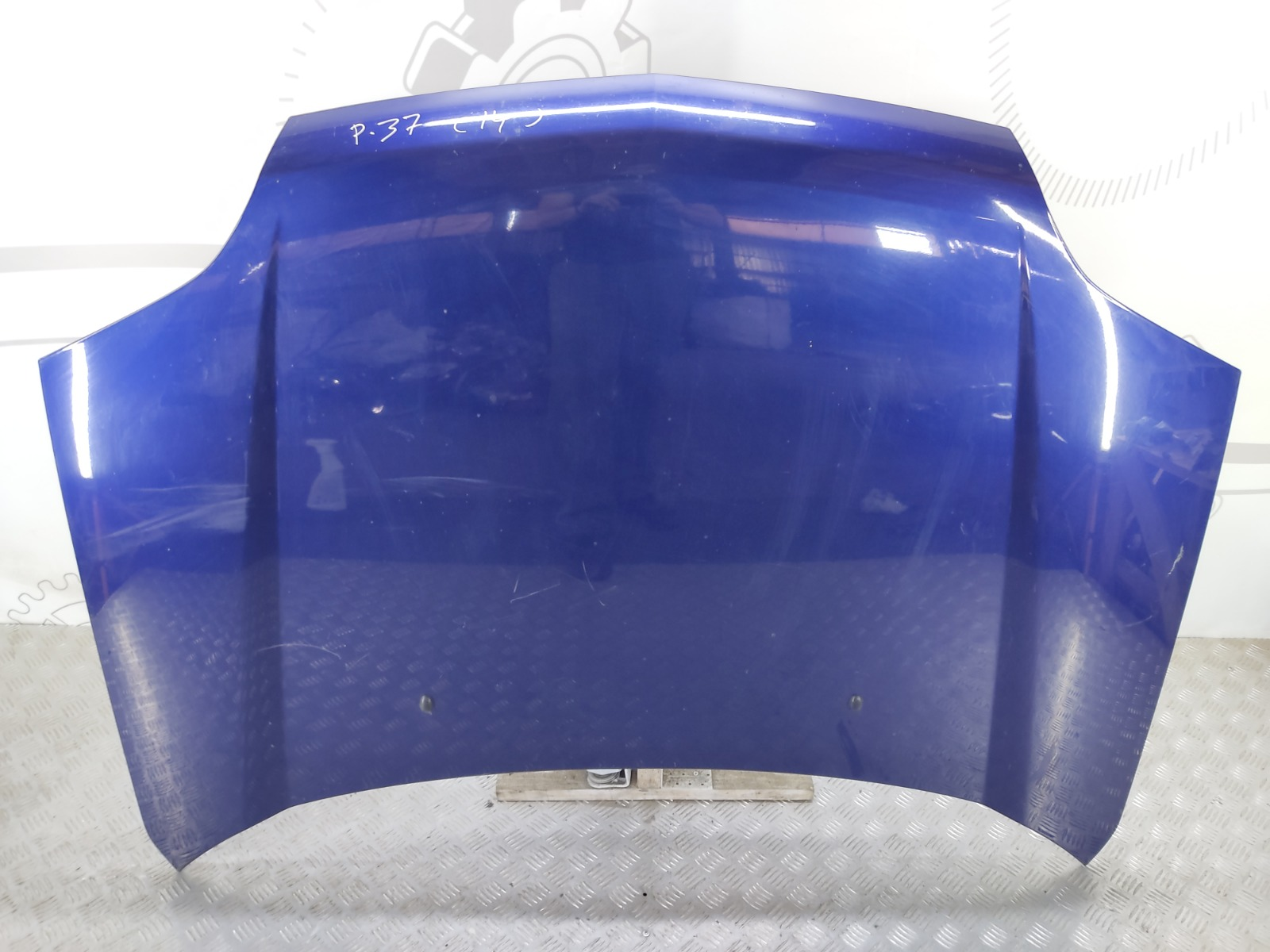 Капот Nissan X-Trail T30 2.2 DCI 2003 (б/у)