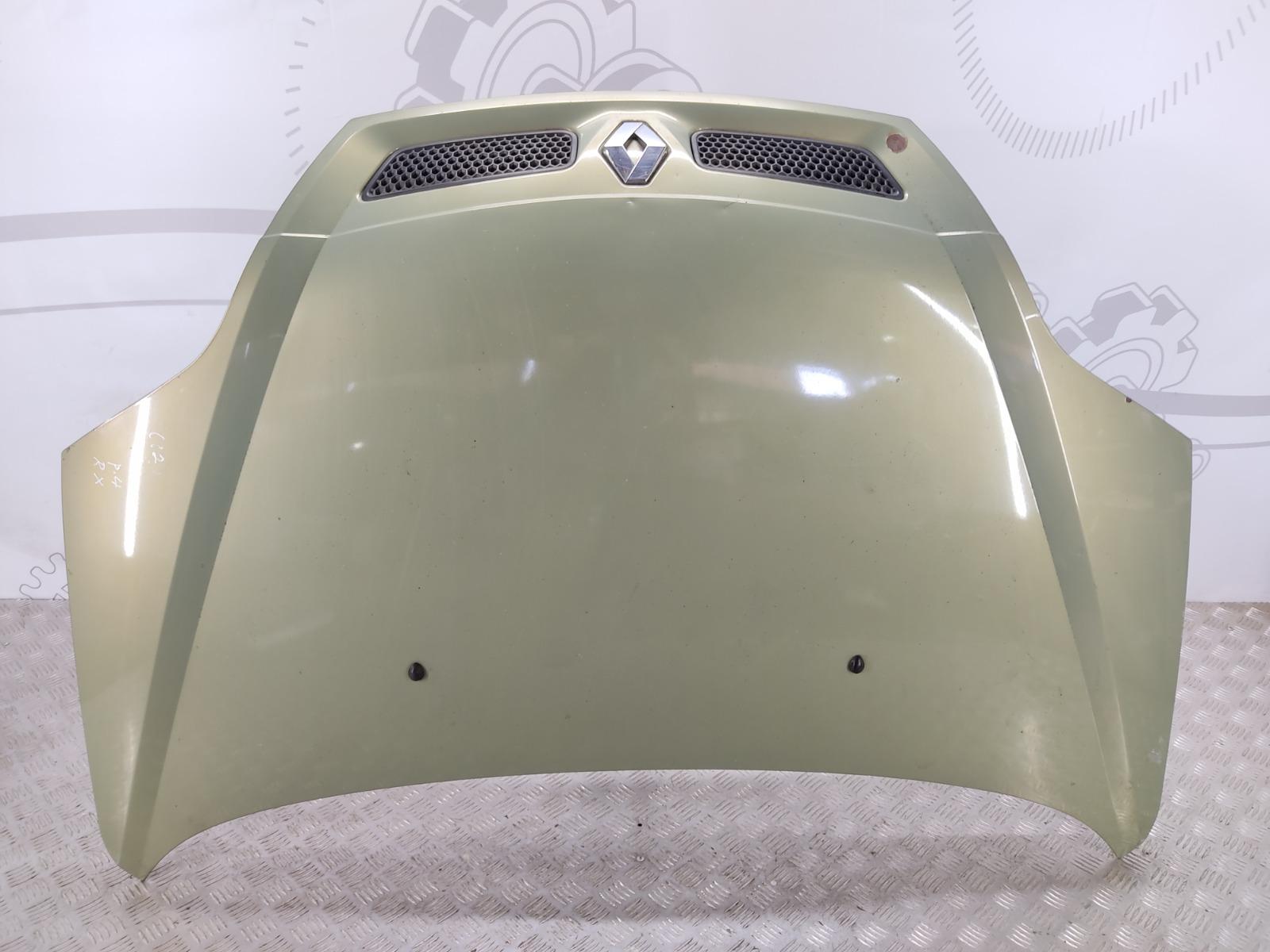 Капот Renault Scenic Rx4 2.0 I 2001 (б/у)