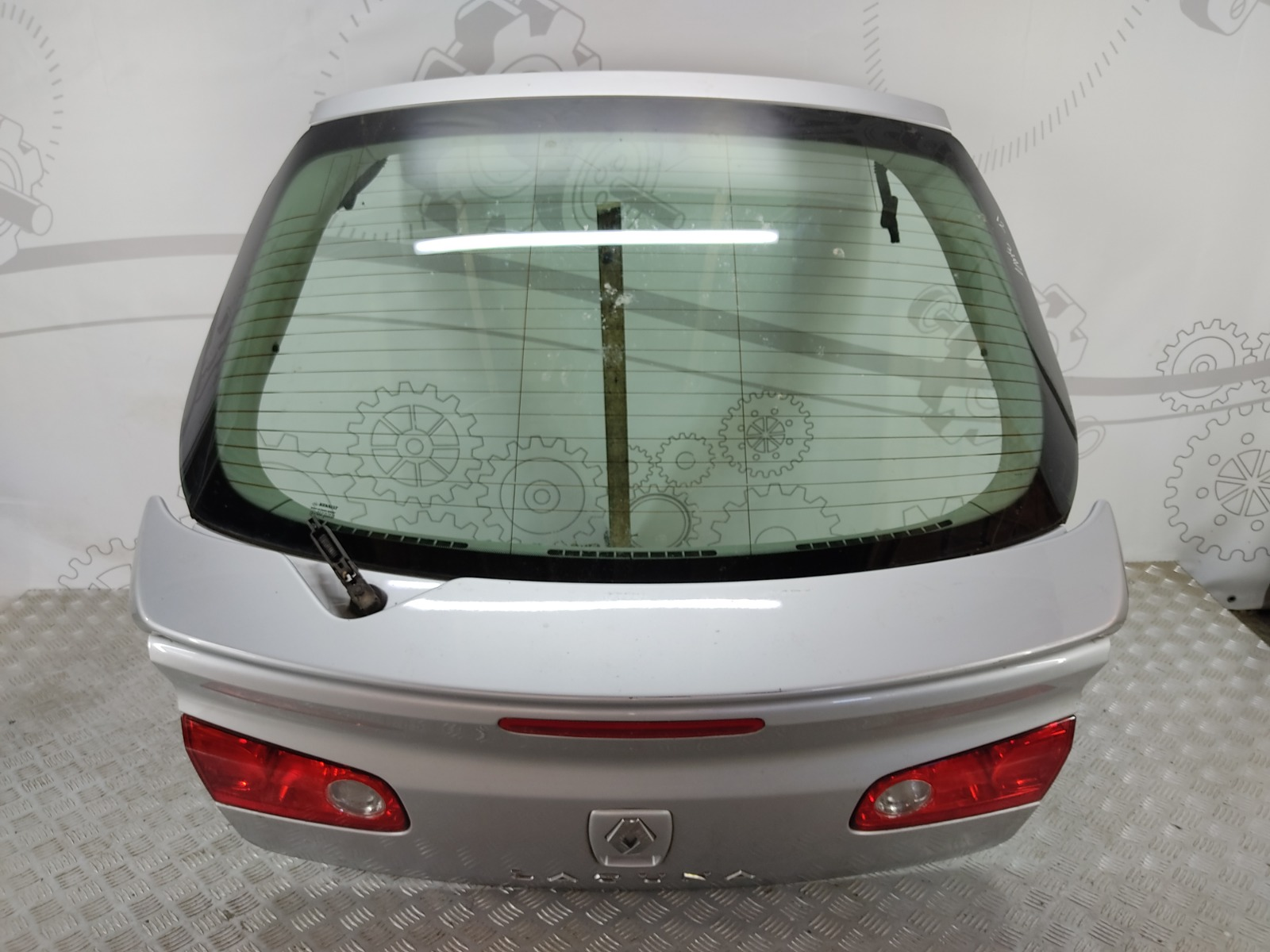 Крышка багажника (дверь 3-5) Renault Laguna 1.9 DCI 2007 (б/у)