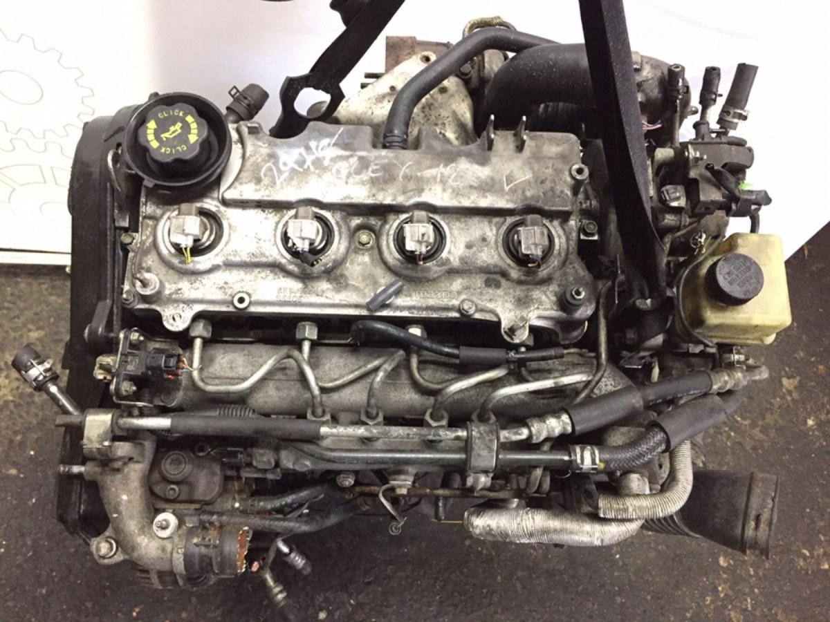 Двигатель дизельный Mazda 5 2.0 TDI 2006 (б/у)