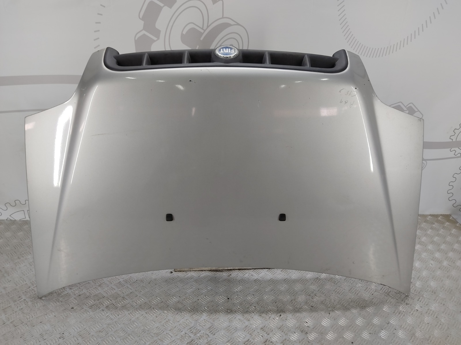 Капот Fiat Doblo 1.9 JTD 2002 (б/у)