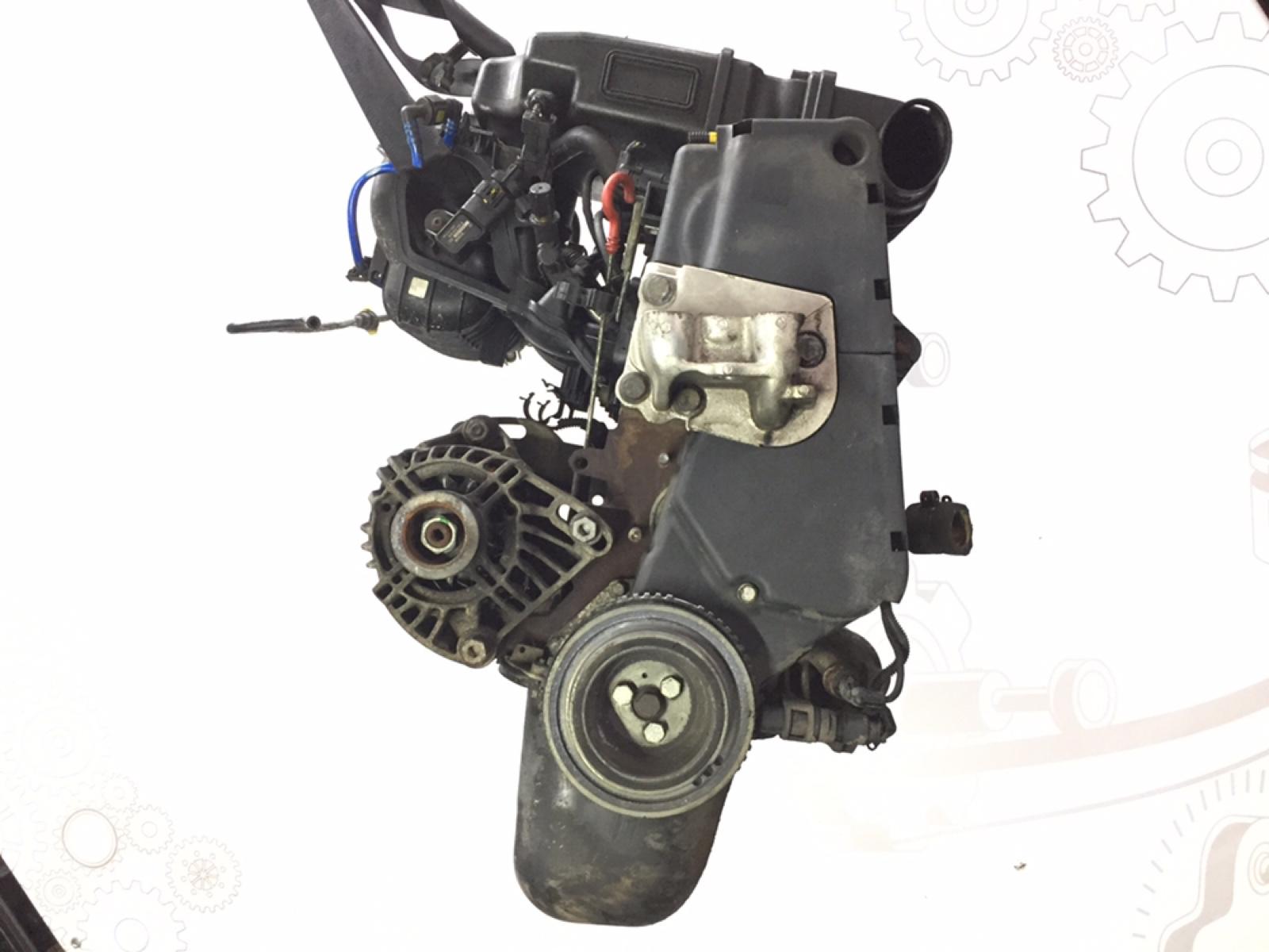 Двигатель бензиновый Fiat Grande Punto 1.4 I 2007 (б/у)