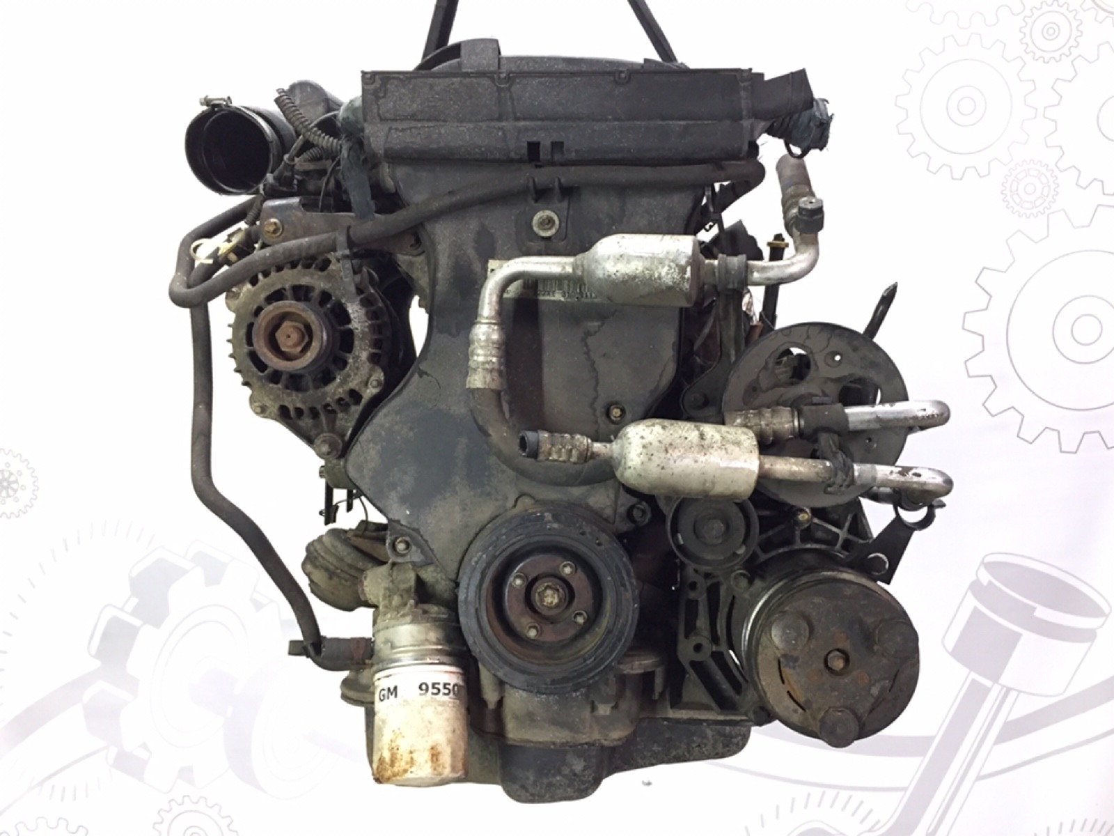 Двигатель Opel Omega B 2.2 I 2003 (б/у)