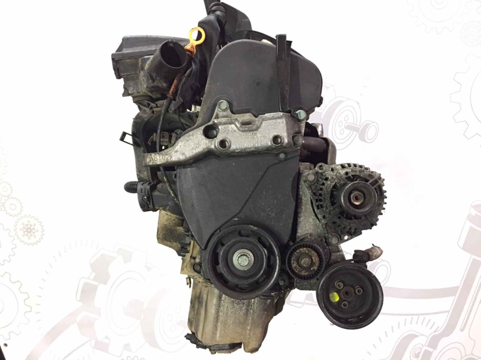 Двигатель бензиновый Volkswagen Golf 4 1.4 I 2003 (б/у)