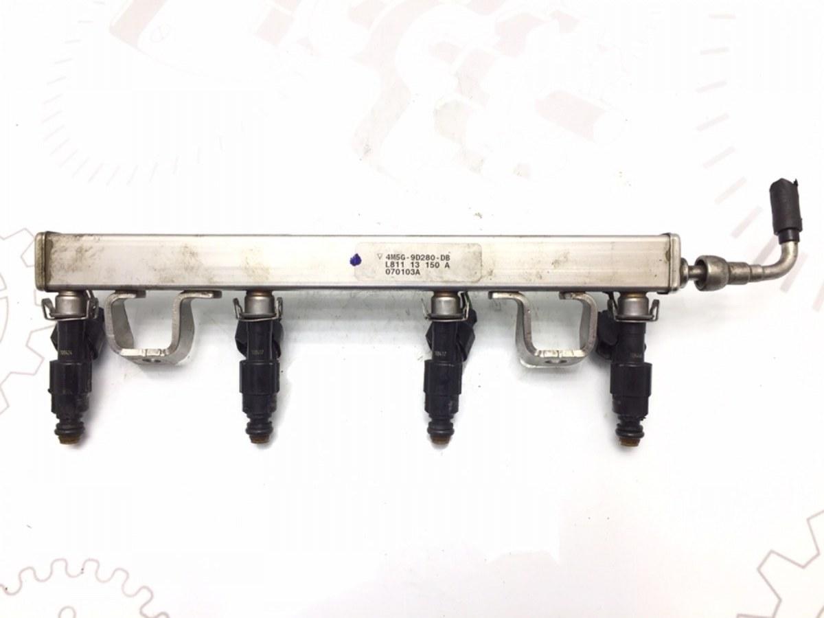 Топливная рампа Ford Focus 1.8 I 2007 (б/у)
