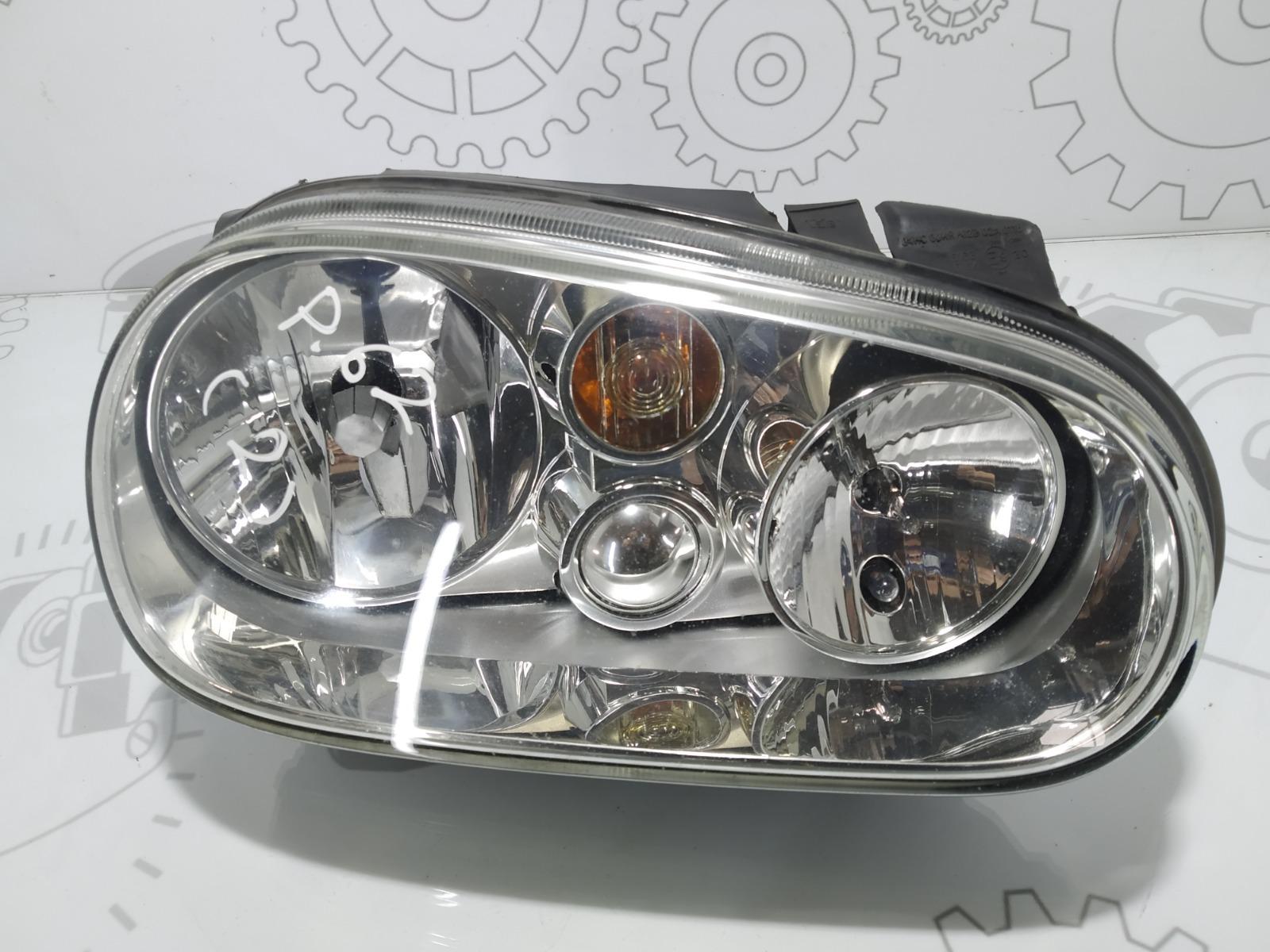 Фара правая Volkswagen Golf 4 1.6 I 2002 (б/у)