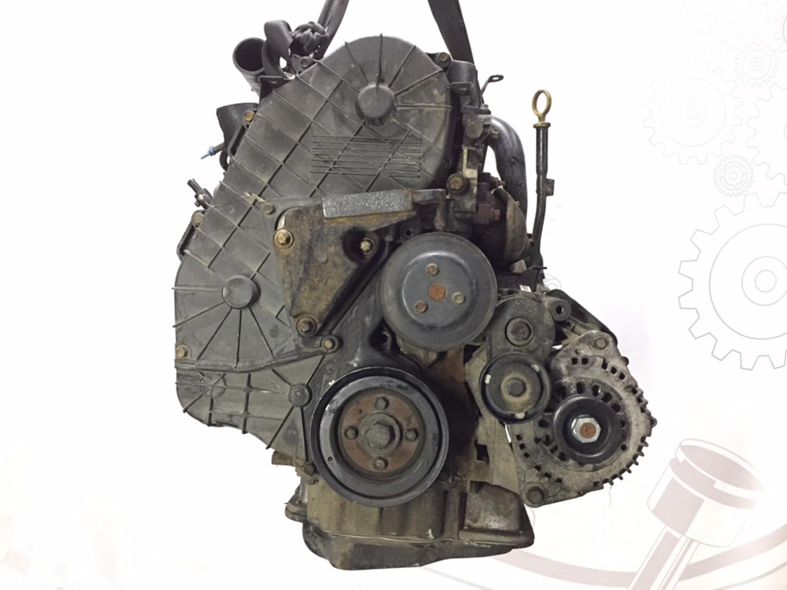 Двигатель дизельный Opel Astra G 1.7 TD 2000 (б/у)