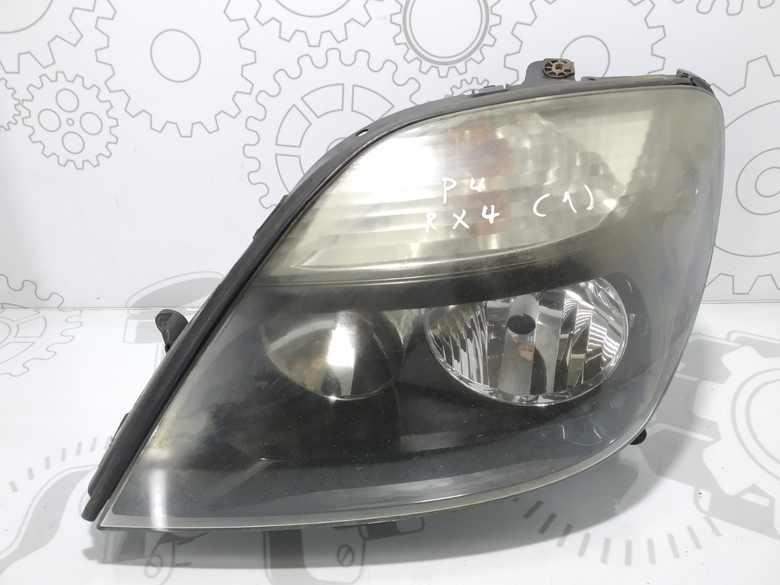Фара левая Renault Scenic Rx4 2.0 I 2001 (б/у)
