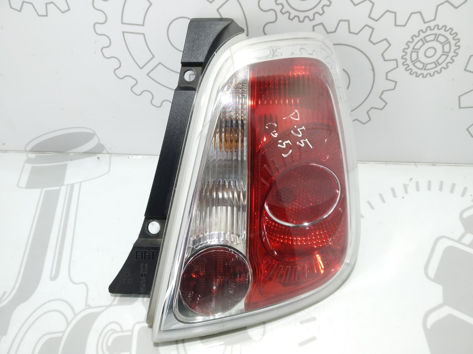 Фонарь задний правый Fiat 500 1.2 I 2009 (б/у)