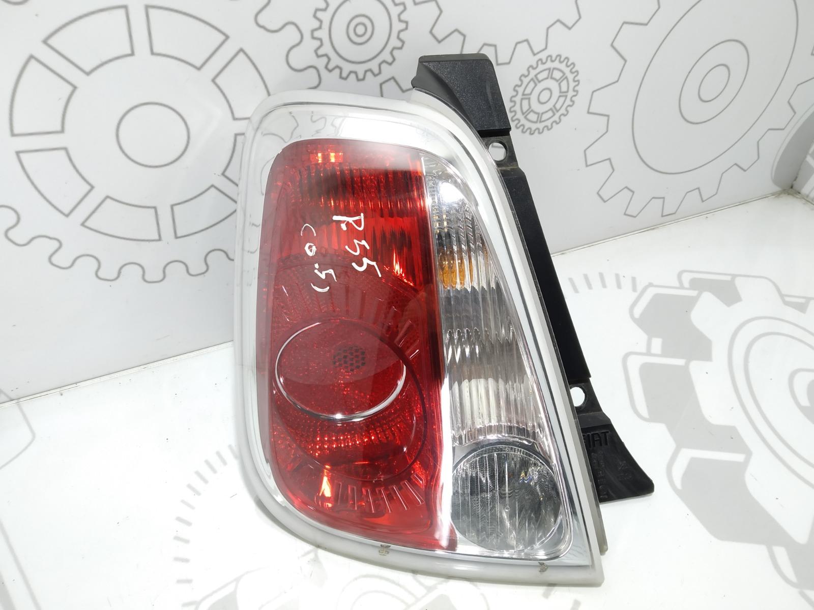 Фонарь задний левый Fiat 500 1.2 I 2009 (б/у)