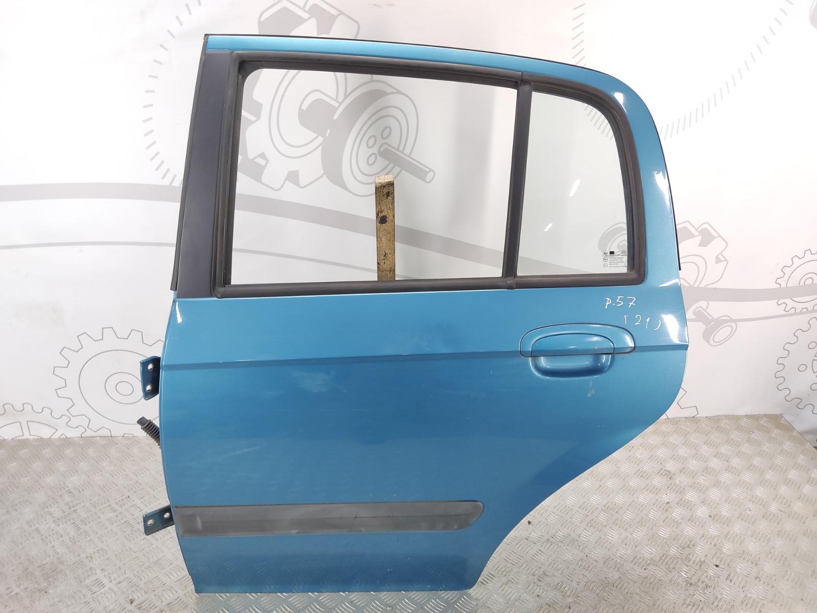 Дверь задняя левая Hyundai Getz 1.3 I 2004 (б/у)