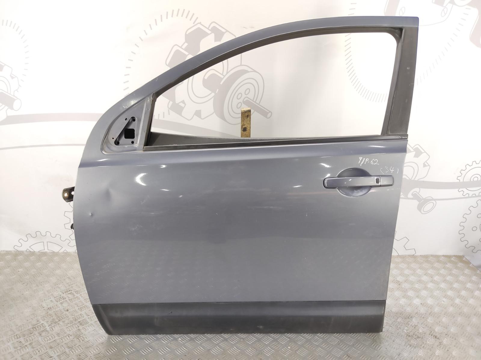 Дверь передняя левая Nissan Qashqai 1.5 DCI 2007 (б/у)
