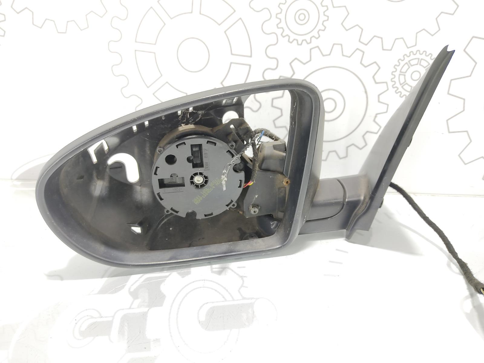 Зеркало наружное левое Nissan Qashqai 1.5 DCI 2007 (б/у)