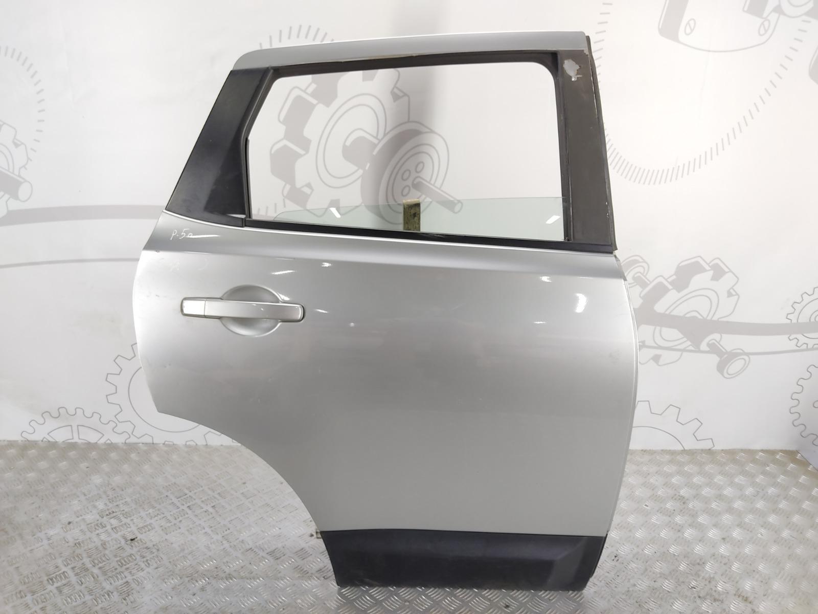 Дверь задняя правая Nissan Qashqai 2.0 DCI 2008 (б/у)