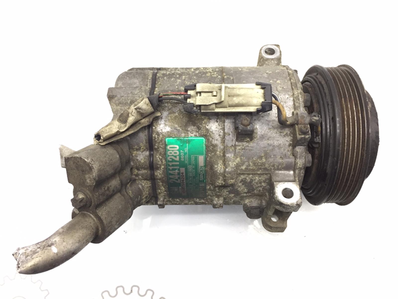 Компрессор кондиционера Saab 9-3 2.0 TI 2002 (б/у)