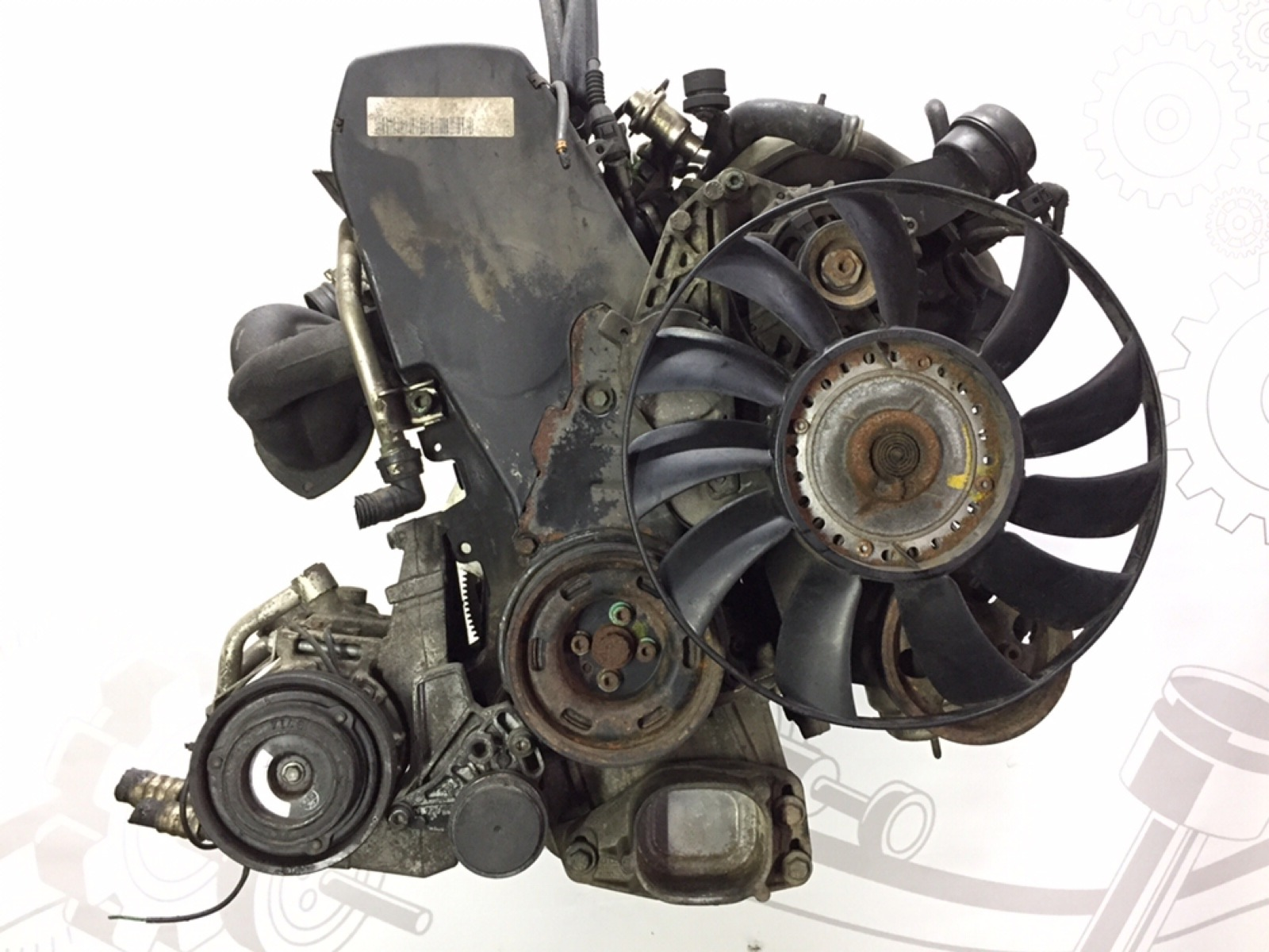 Двигатель бензиновый Volkswagen Passat B5 2.0 I 2002 (б/у)