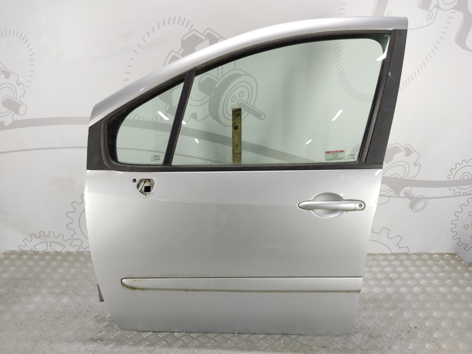 Дверь передняя левая Renault Grand Modus 1.5 DCI 2008 (б/у)