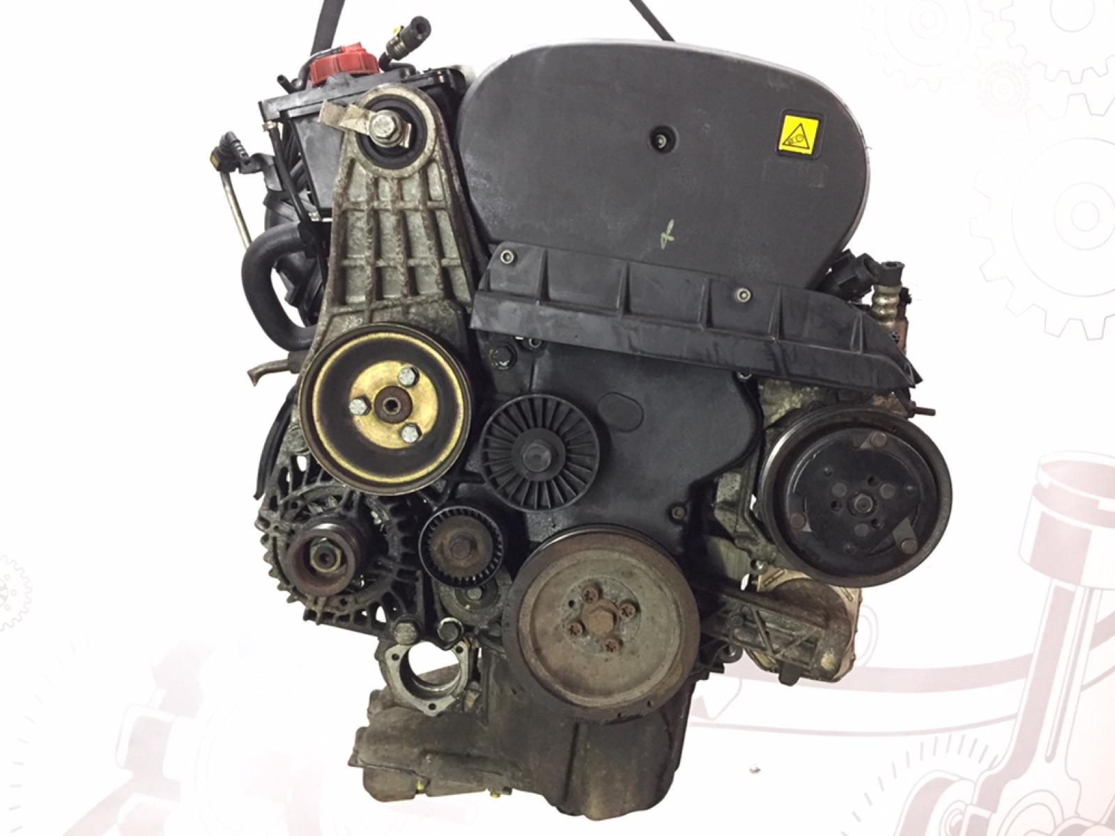 Двигатель бензиновый Alfa Romeo 147 1.6 I 2002 (б/у)