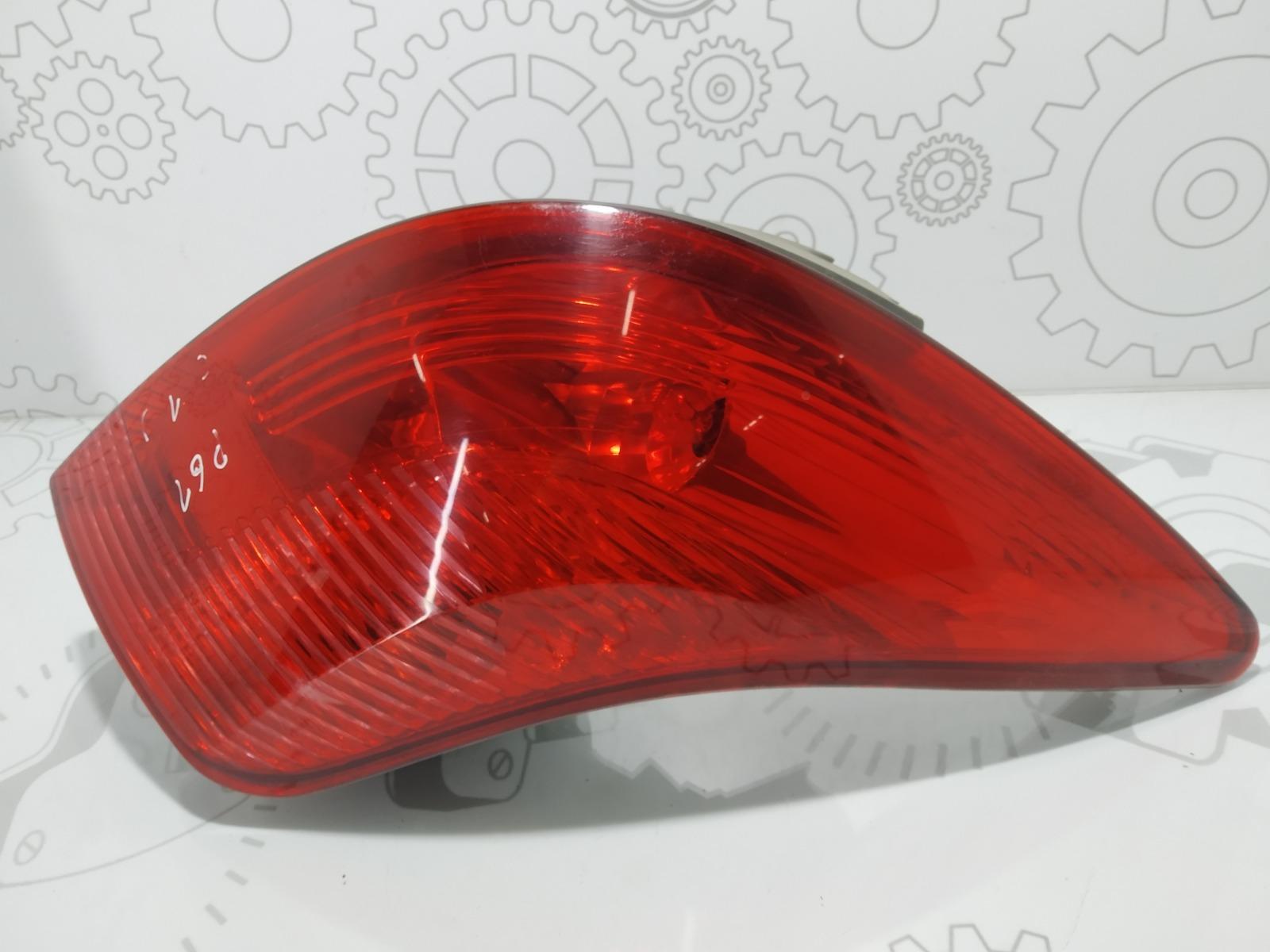 Фонарь задний правый Peugeot 308 T7 1.6 HDI 2009 (б/у)