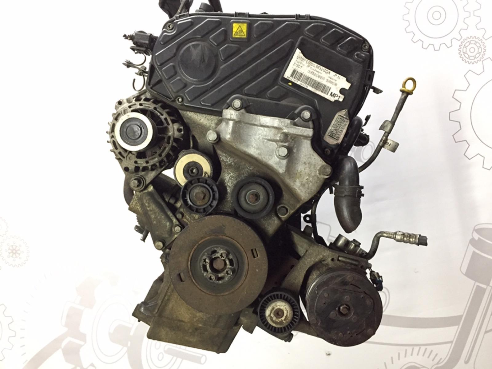 Двигатель дизельный Opel Vectra C 1.9 CDTI 2006 (б/у)