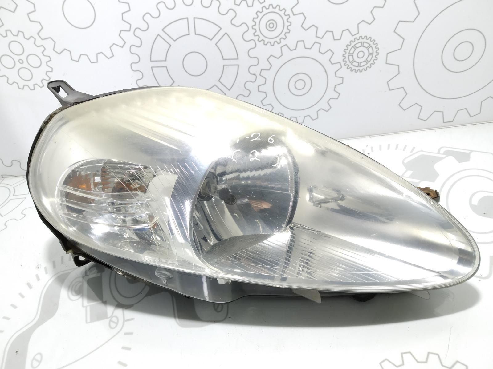 Фара правая Fiat Grande Punto 1.4 I 2009 (б/у)