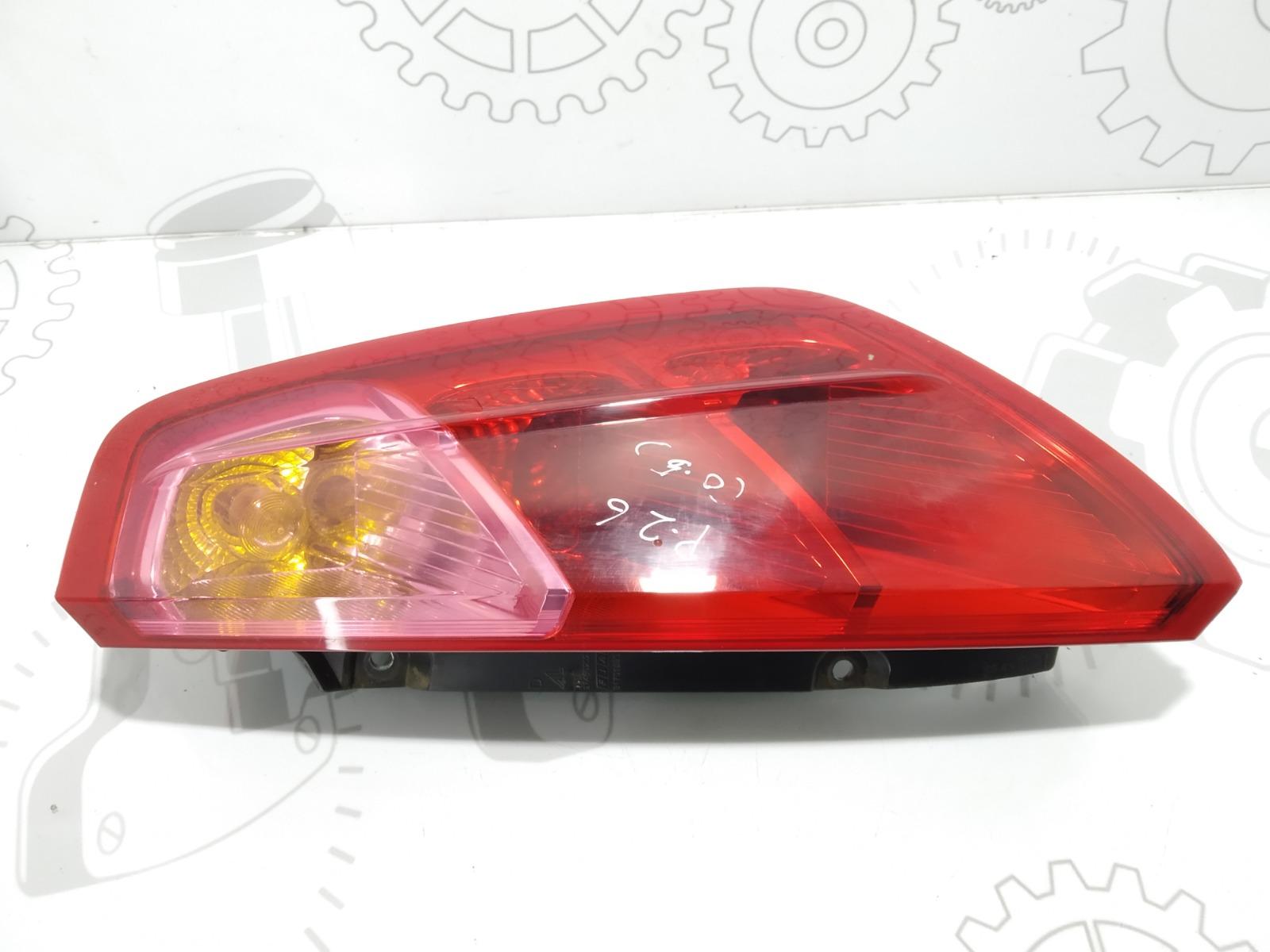 Фонарь задний правый Fiat Grande Punto 1.4 I 2009 (б/у)