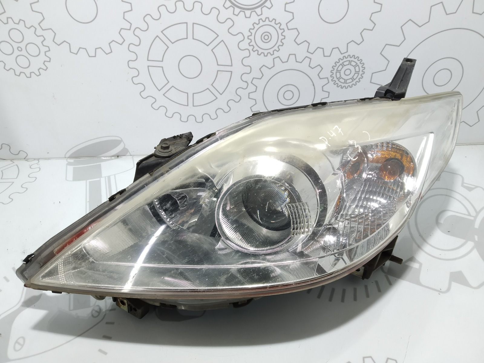 Фара левая Mazda 5 2.0 I 2010 (б/у)