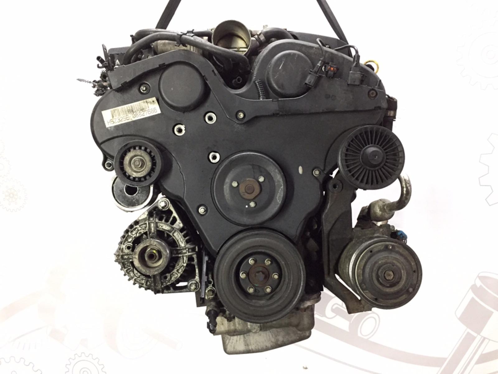 Двигатель бензиновый Opel Vectra C 3.2 I 2005 (б/у)