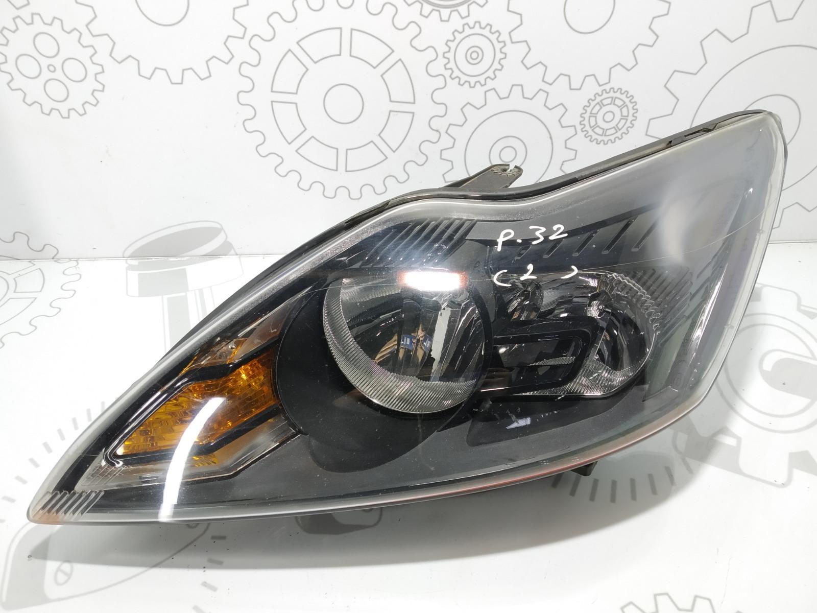 Фара левая Ford Focus 2.0 TDCI 2008 (б/у)