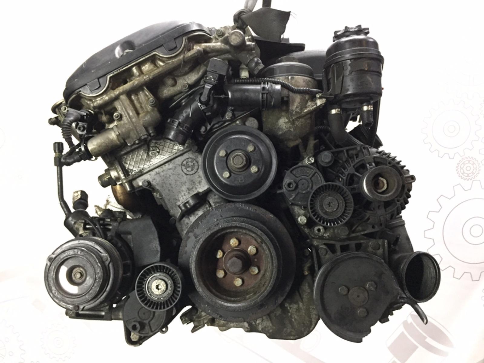 Двигатель бензиновый Bmw 5 E39 2.0 I 1999 (б/у)