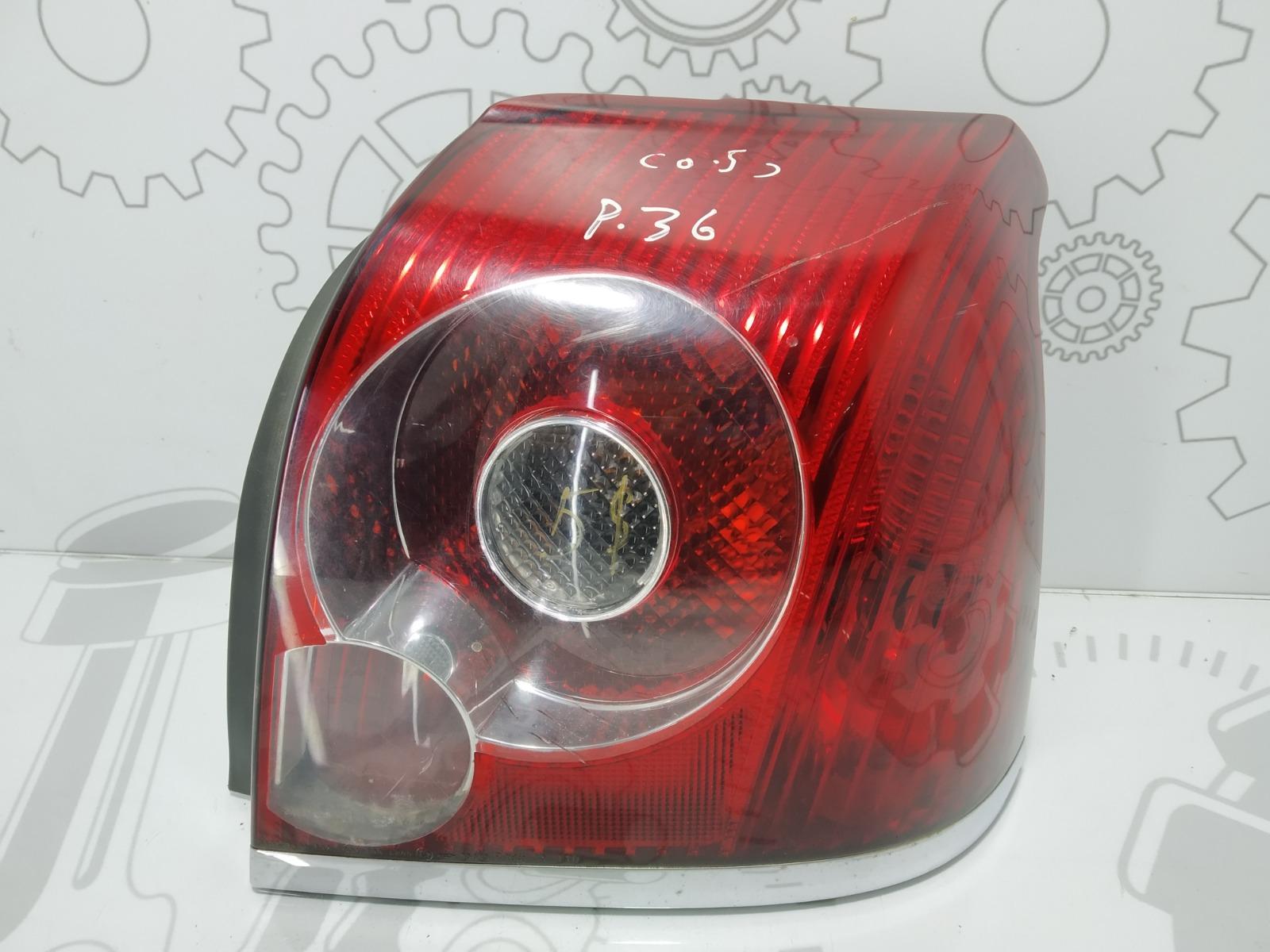 Фонарь задний правый Toyota Avensis 2.0 D-4D 2009 (б/у)