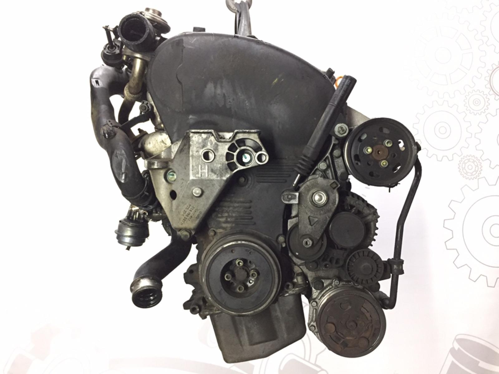 Двигатель дизельный Skoda Octavia 1.9 TDI 2001 (б/у)