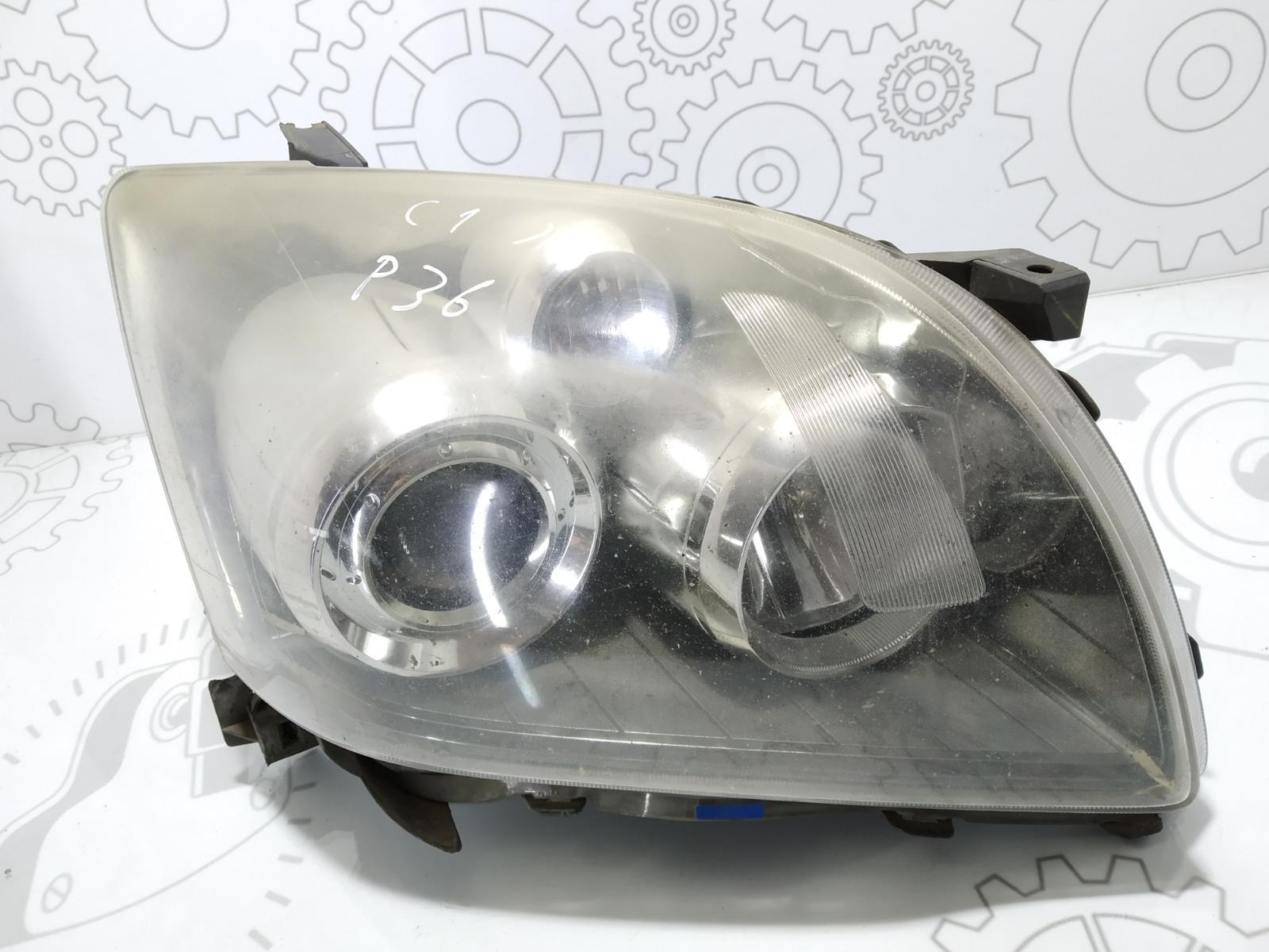 Фара правая Toyota Avensis 2.0 D-4D 2009 (б/у)