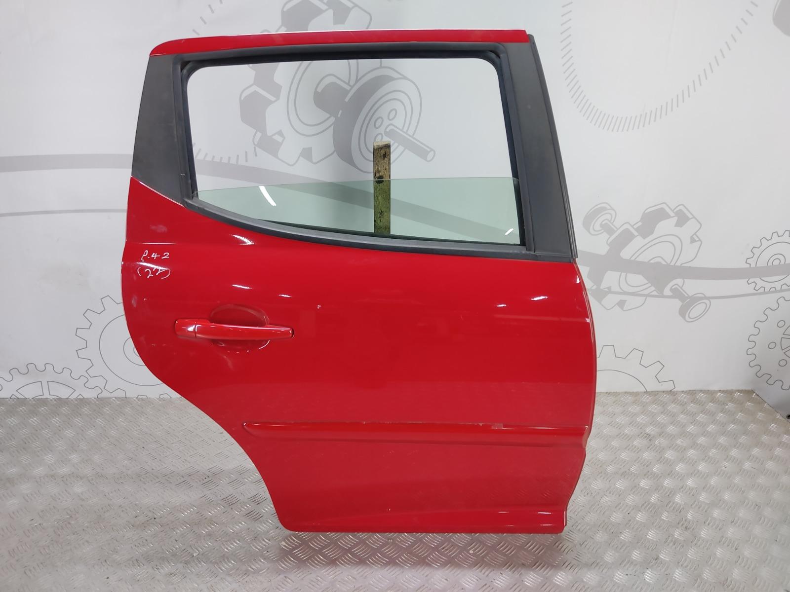 Дверь задняя правая Peugeot 207 1.6 I 2008 (б/у)