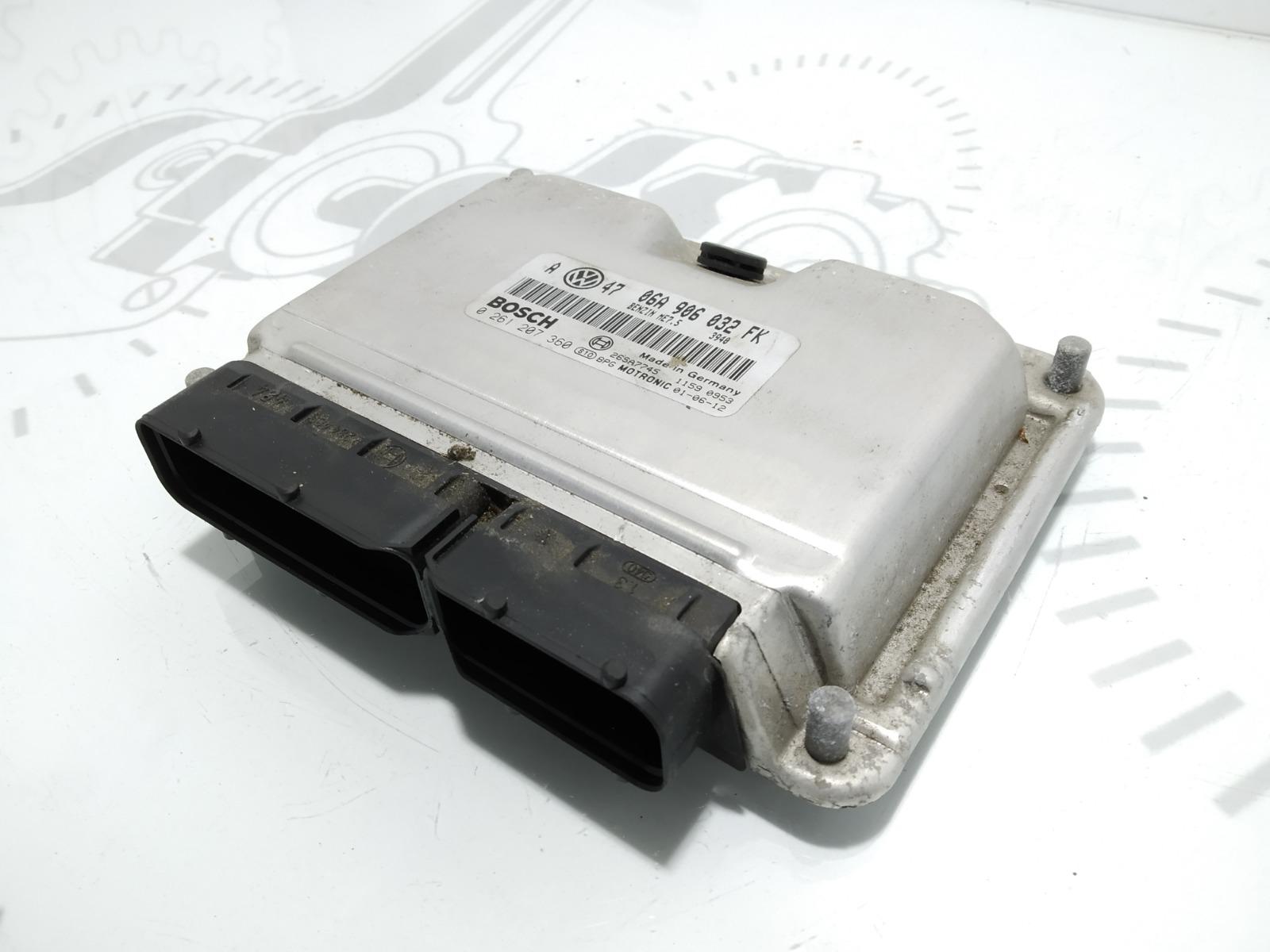 Блок управления двигателем Volkswagen Bora 2.0 I 2002 (б/у)