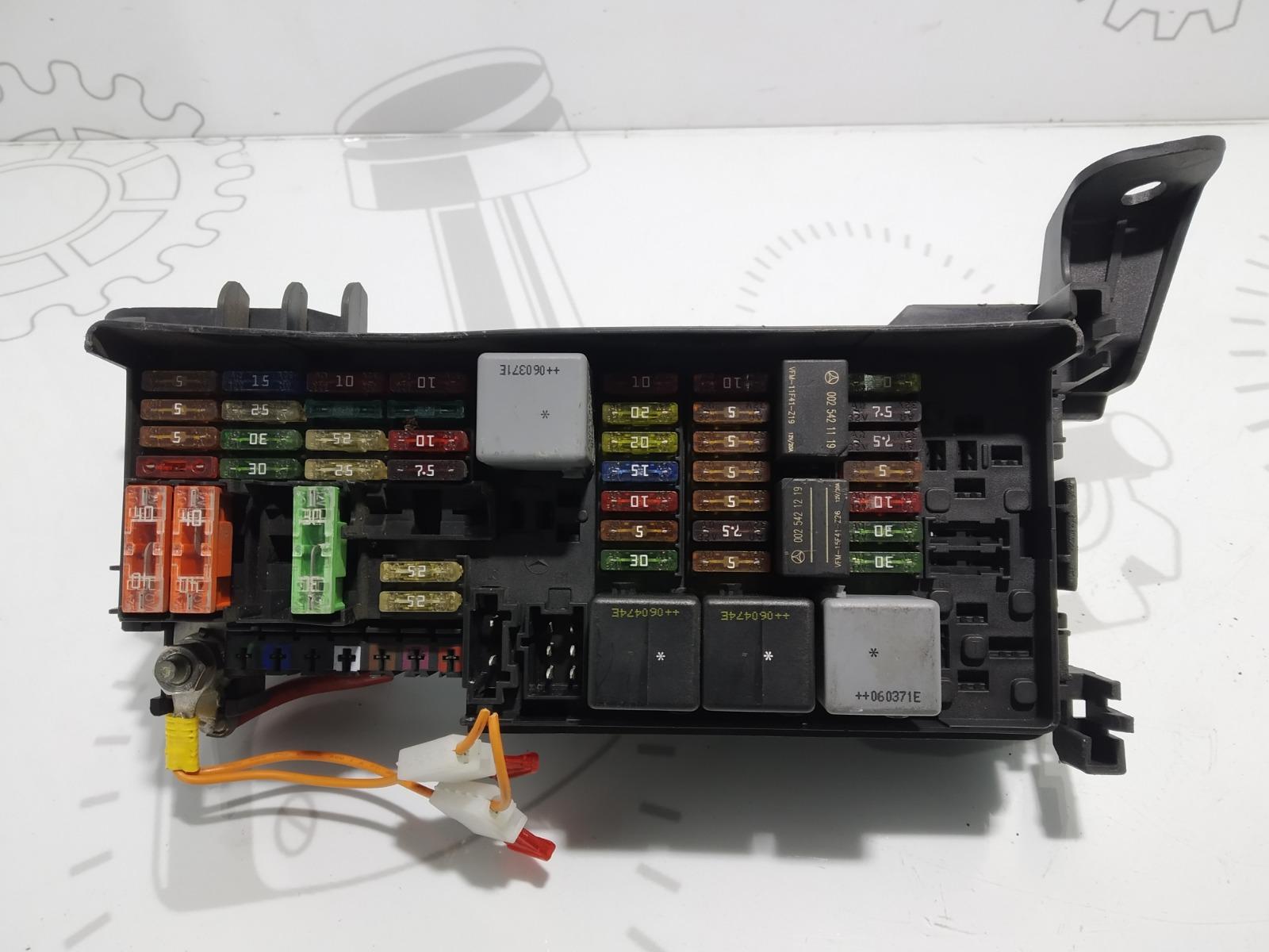 Блок предохранителей Mercedes Ml W164 3.0 CDI 2006 (б/у)