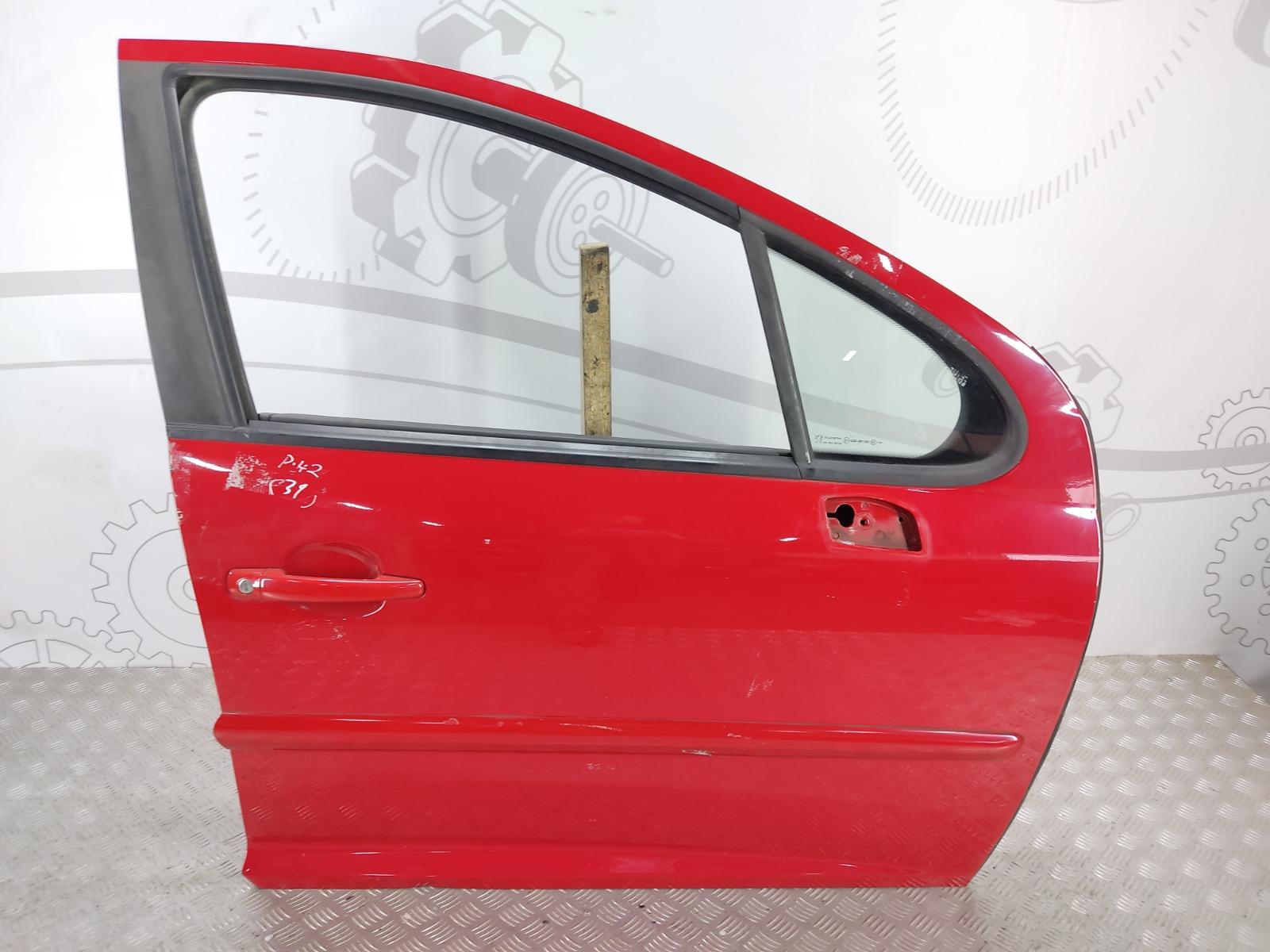 Дверь передняя правая Peugeot 207 1.6 I 2008 (б/у)