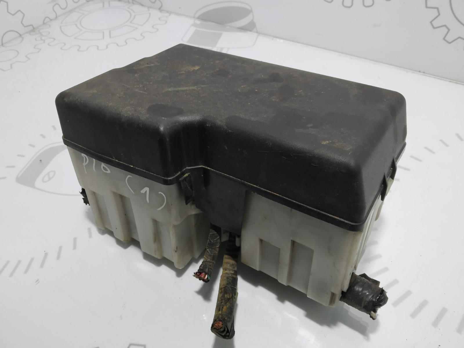 Блок предохранителей Mazda 5 2.0 TD 2006 (б/у)
