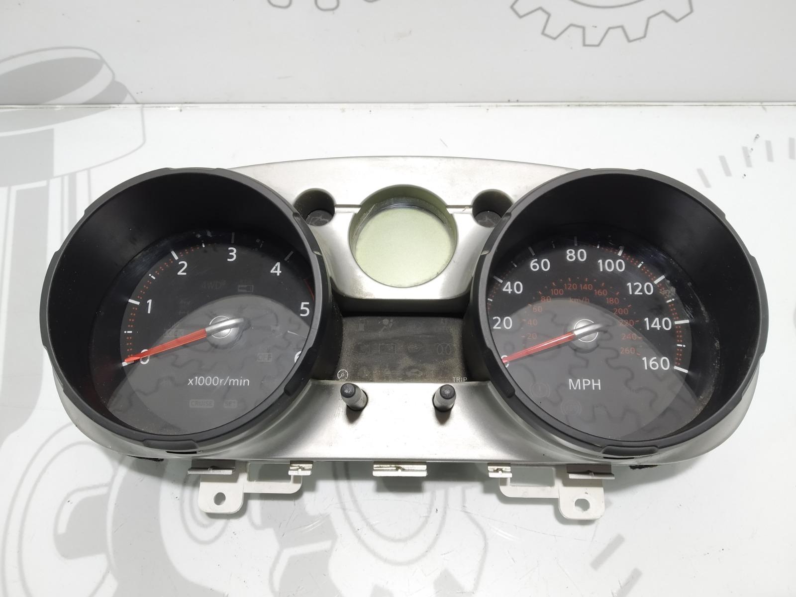 Щиток приборов (приборная панель) Nissan Qashqai 2.0 DCI 2008 (б/у)