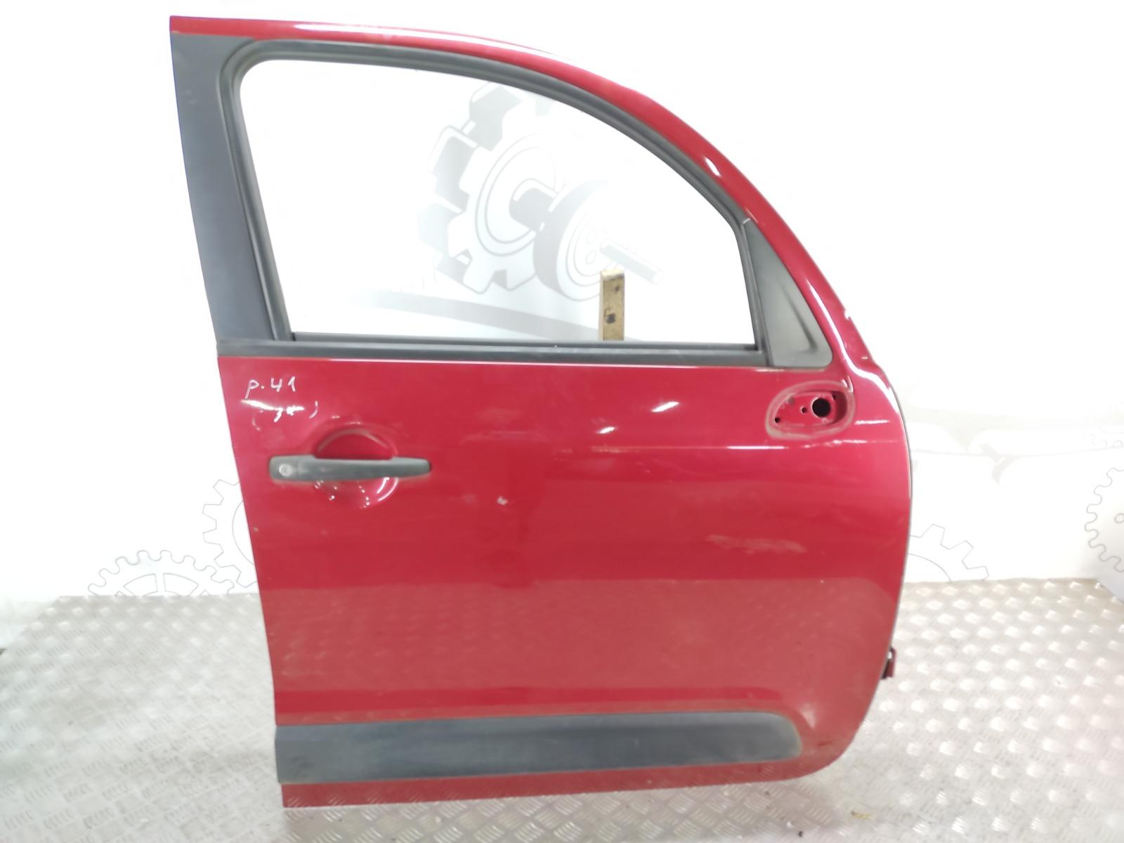 Дверь передняя правая Citroen C3 Picasso 1.6 HDI 2010 (б/у)