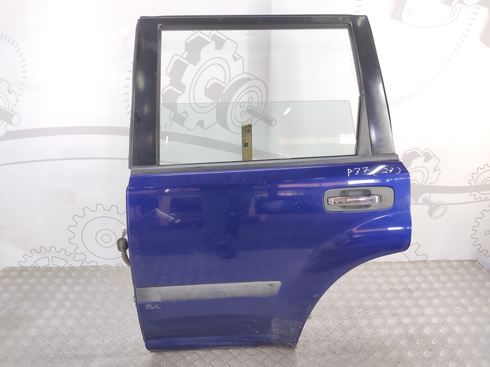 Дверь задняя левая Nissan X-Trail T30 2.2 DCI 2003 (б/у)