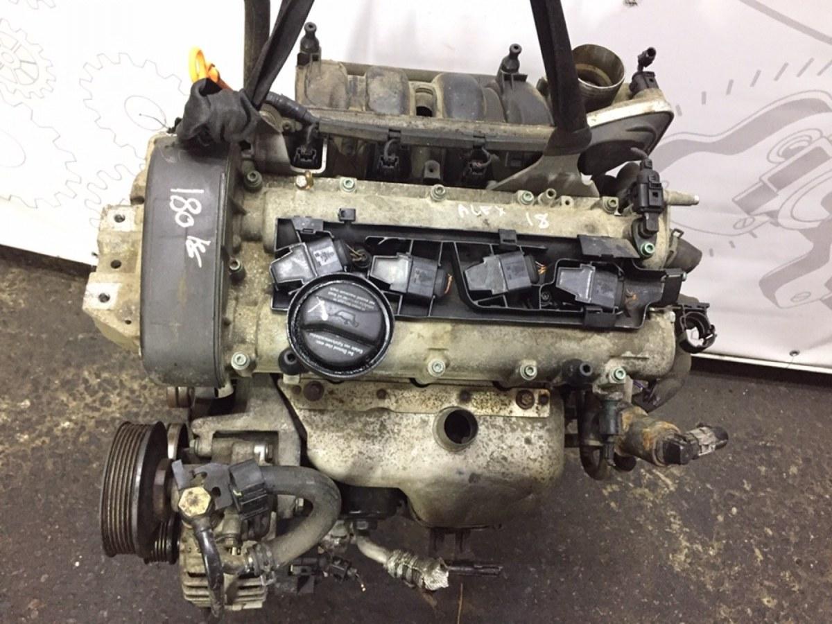 Двигатель бензиновый Volkswagen Golf 4 1.6 I 2002 (б/у)