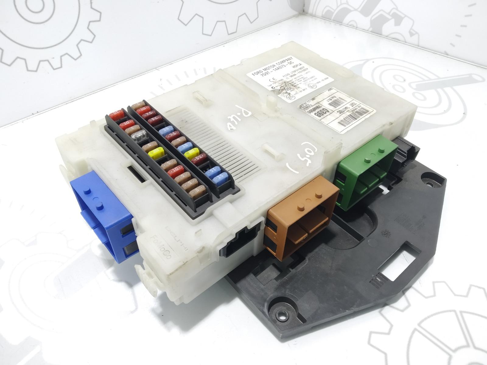 Блок предохранителей Ford Mondeo 2.0 TDCI 2007 (б/у)