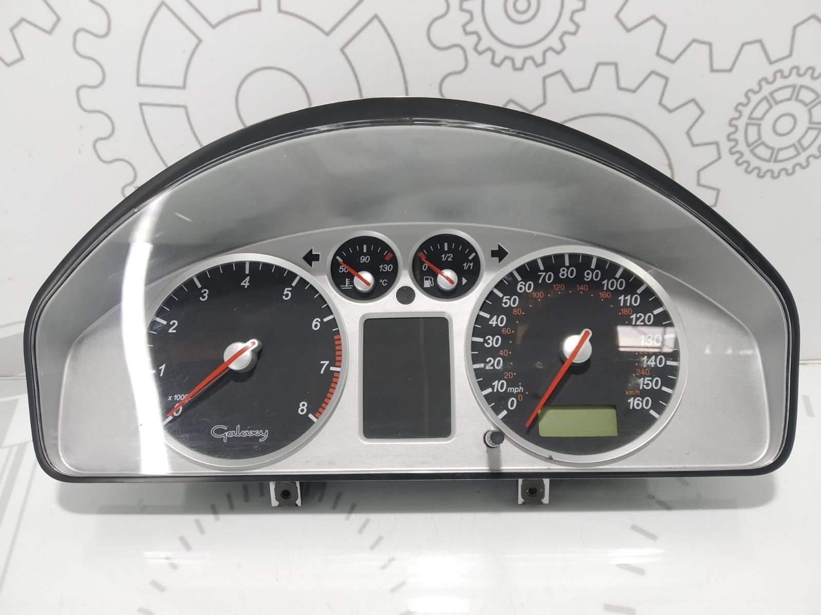 Щиток приборов (приборная панель) Ford Galaxy 2.3 I 2000 (б/у)