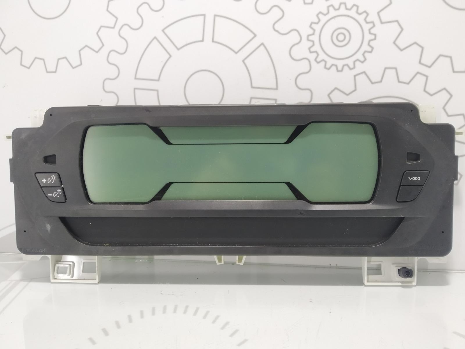 Щиток приборов (приборная панель) Citroen C4 Grand Picasso 1.6 HDI 2014 (б/у)