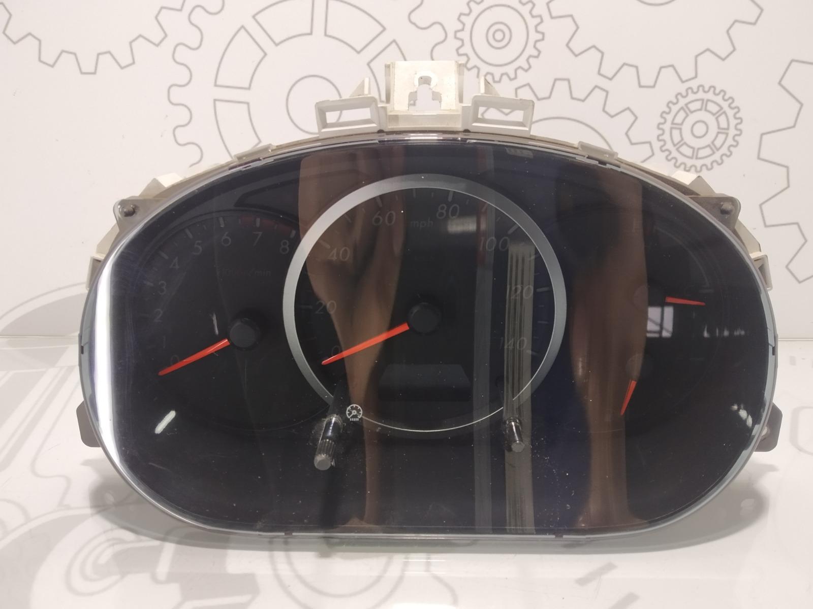 Щиток приборов (приборная панель) Mazda 5 2.0 I 2010 (б/у)