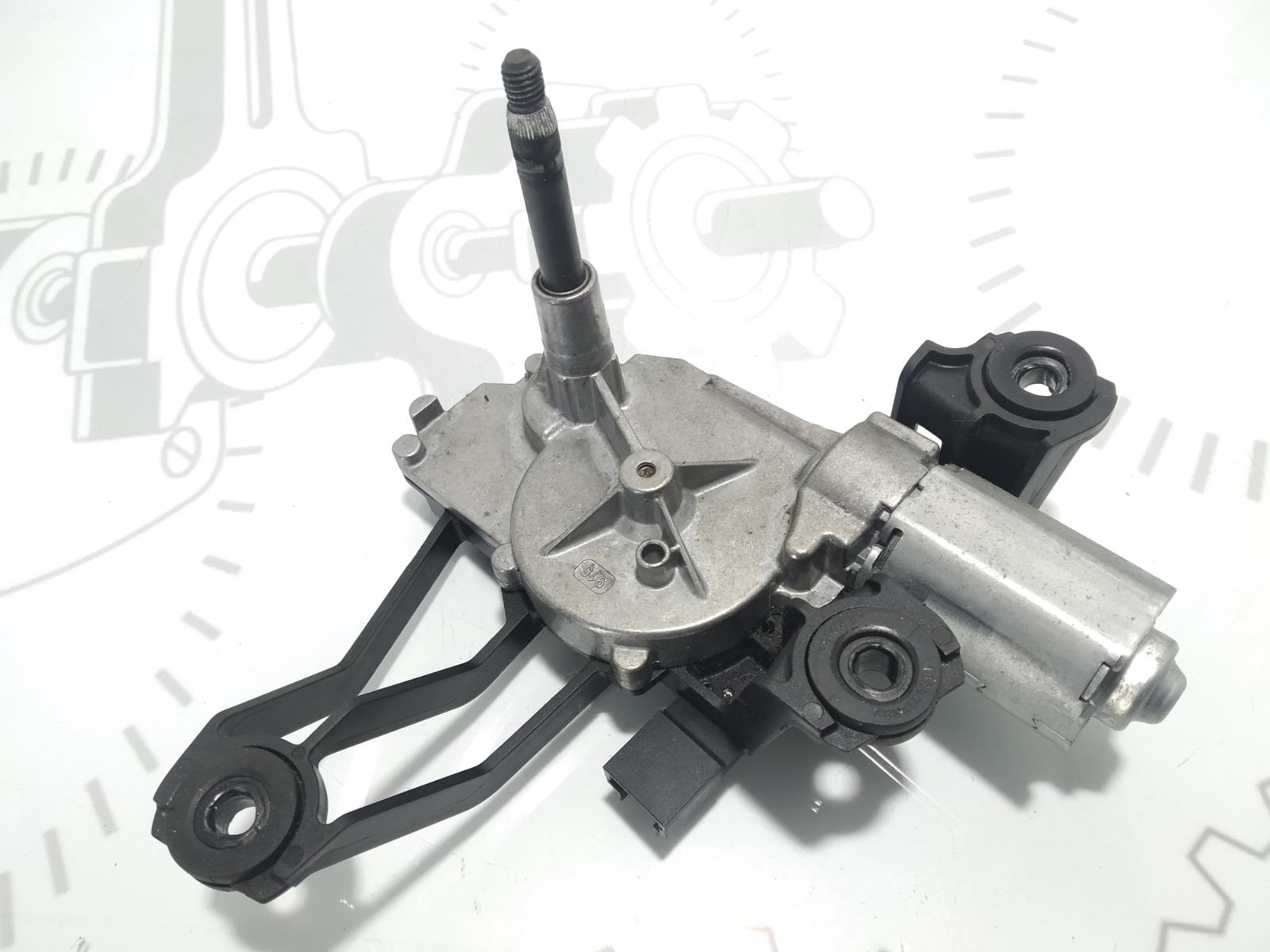 Моторчик заднего стеклоочистителя (дворника) Citroen C4 Grand Picasso 1.6 HDI 2008 (б/у)
